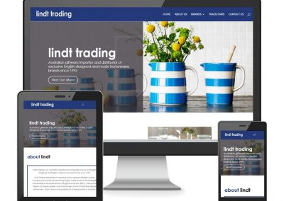 Lindt Trading Website